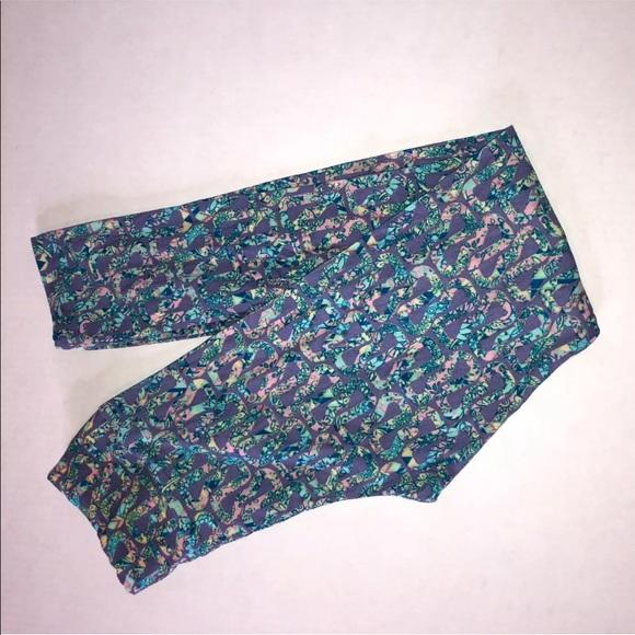 LuLaRoe Other - LuLaRoe tween leggings nwot